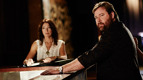Shane Jacobson inThe Time Of Our Lives image - ABCTV