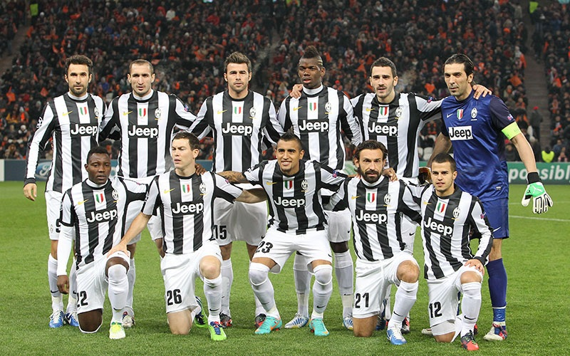 Juventus FC image source - Wikipedia