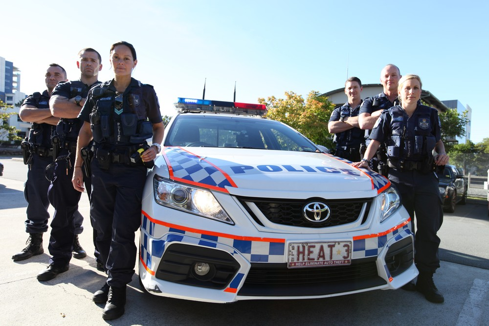 Gold Coast Cops image - supplied