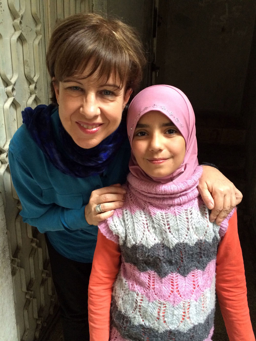 BBC Chief International Correspondent Lyse Doucet follows the lives of six children over six months. image - supplied