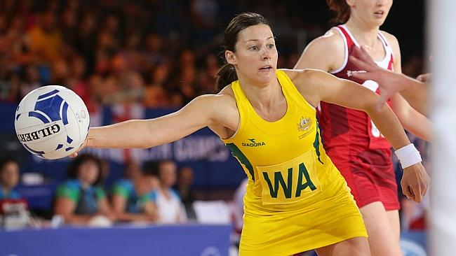 The Diamonds seeking their first Commonwealth Games Netball Gold Medal since 2002.   image source - News Corp