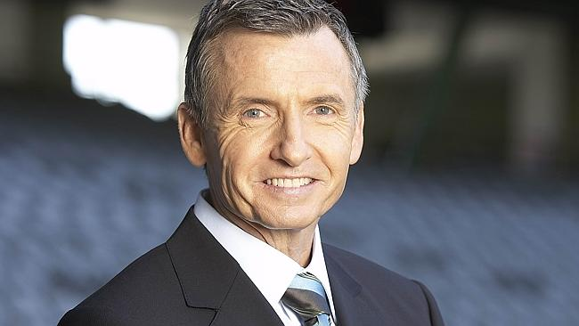 The Olympics are back on Seven - you just know Bruce McAvaney is excited! image - Seven Network