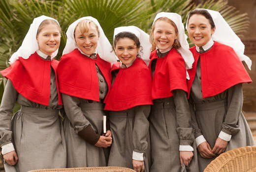 Anzac Girls premieres this Sunday on ABC TV  image - supplied