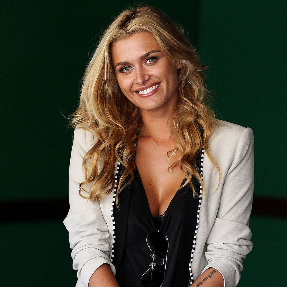 Cheyenne Tozzi joins Australia's Next Top Model. image copyright - Getty Images