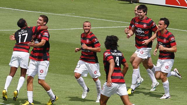 Western Sydney Wanderers image source - News Corp