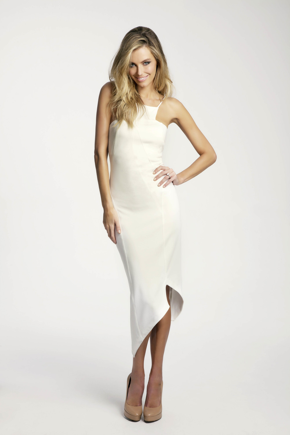 Jennifer Hawkins image - Chris Colls/Foxtel