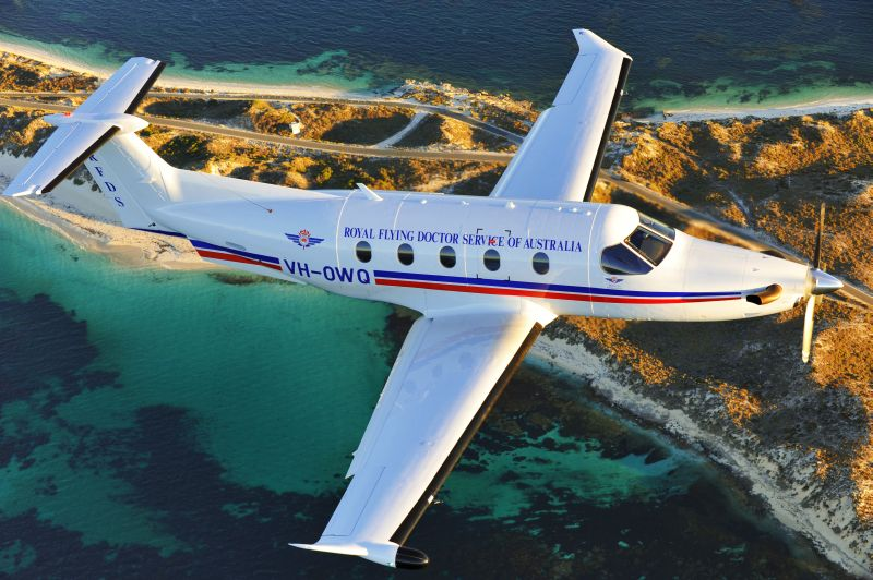 ABC TV to follow the Royal Flying Doctors Service in new series Outback ER  image - http://www.flyingdoctor.org.au/