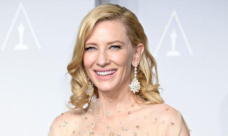 Cate Blanchett Photograph: Jeff Kravitz/FilmMagic