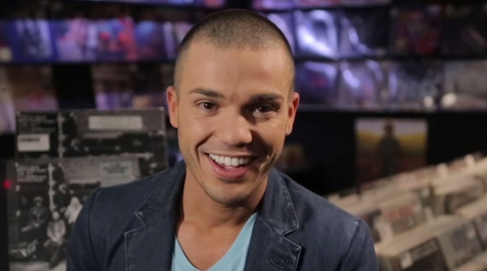 Anthony Callea Presents: Music Legends image - Studio