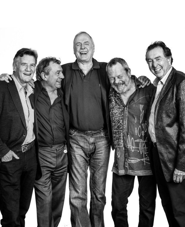 Together again. Monty Python London Reunion show to be broadcast on SBS One image - supplied/SBS