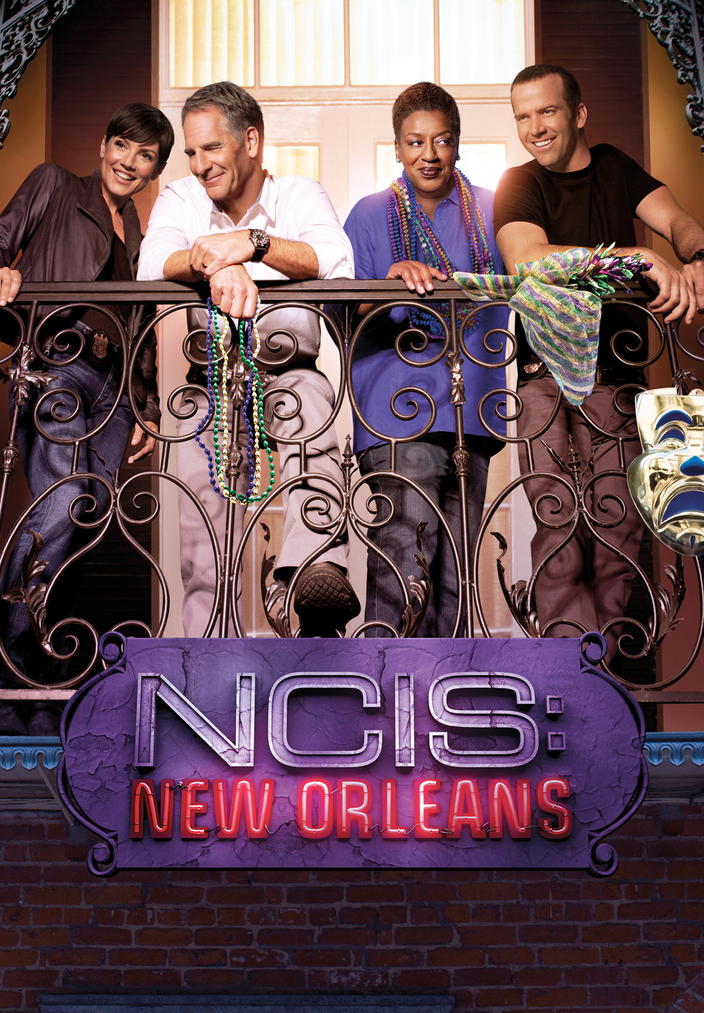 NCIS: New Orleans - coming soon to Ten image - supplied/Ten