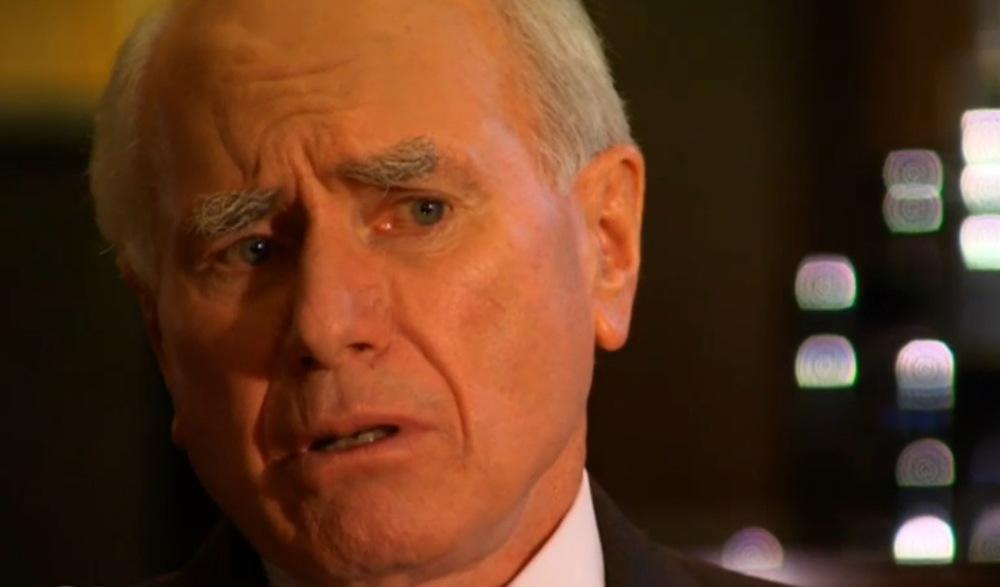 Former Prime Minister, John Howard image - Seven Network