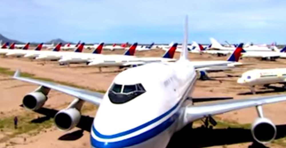 The Plane Graveyard  image - Nine Network