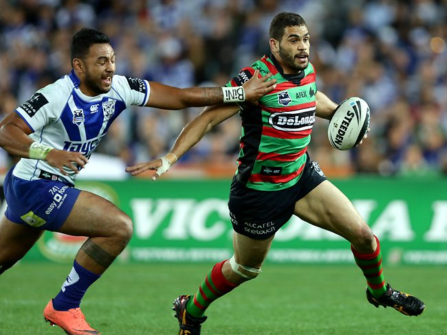 Can Souths finally win a Grand Final or will it be the Bulldogs again? image source - News Corp