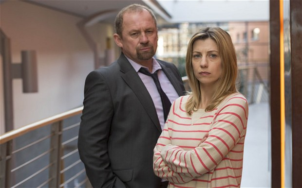 Peter Firth and Claire Goose star in Undeniable image - ITV
