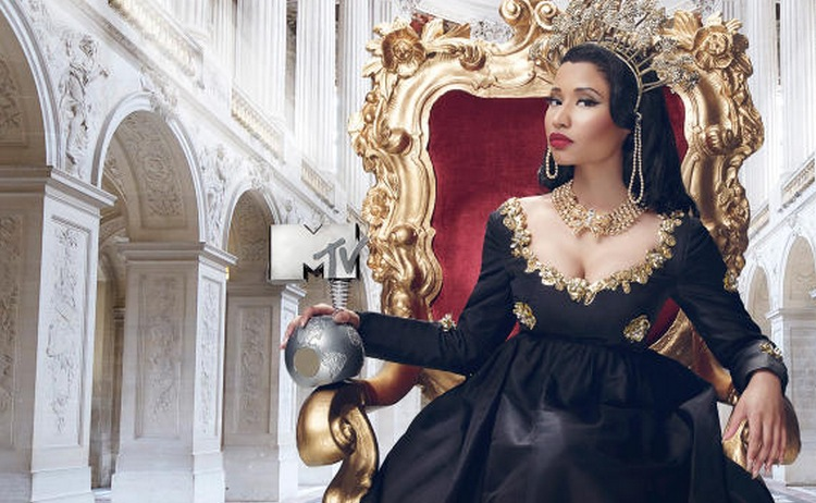 Nicki Minaj to host European Music Awards  image - MTV