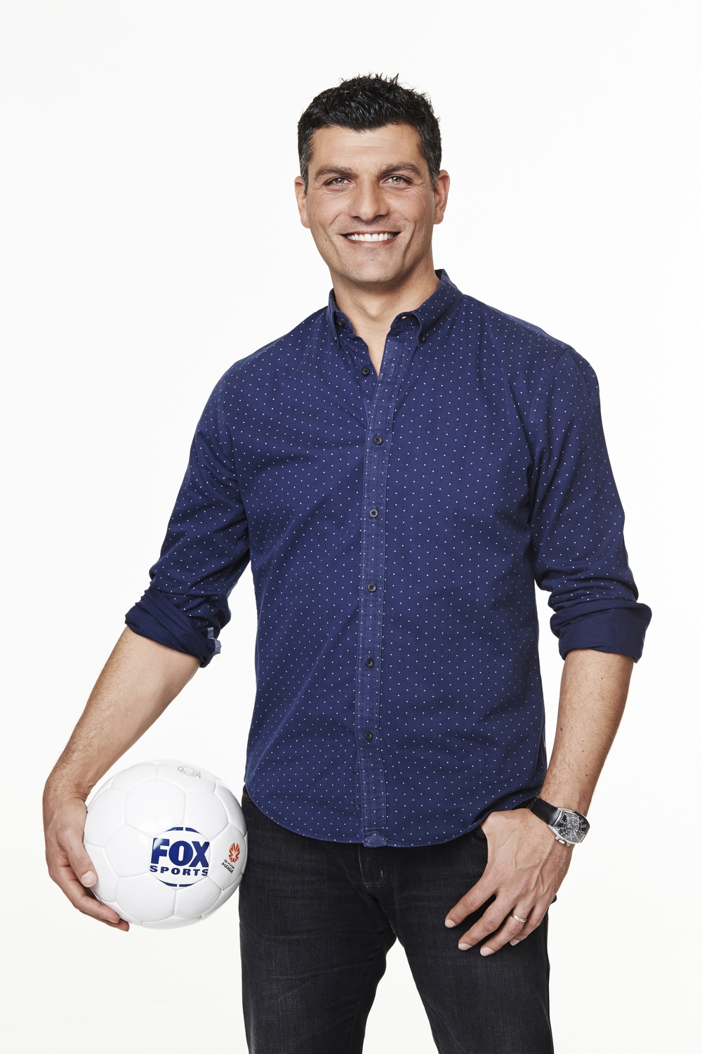 John Aloisi image - supplied/Fox Sports