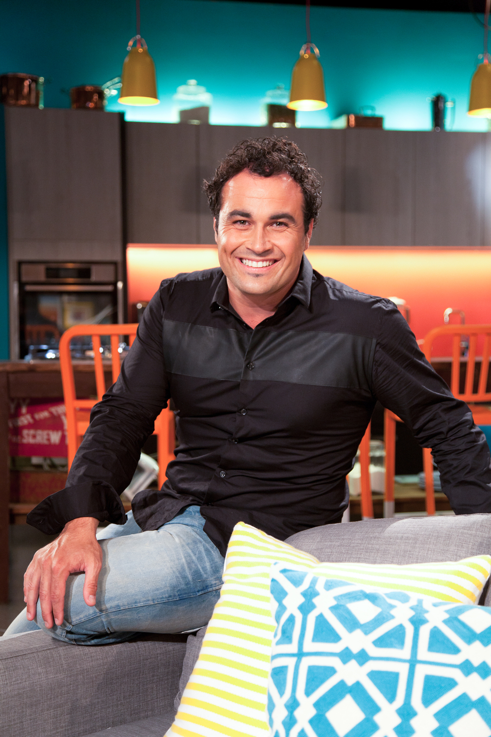 Miguel Maestre image - Supplied/Ten Network