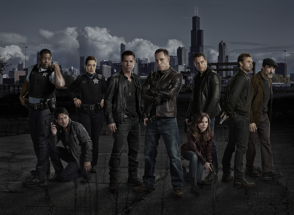 Chicago P.D image - supplied/Universal