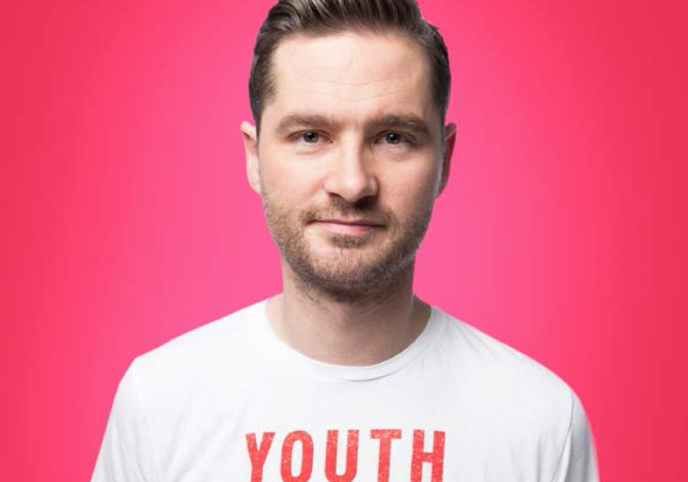 Charlie Pickering - Back at the ABC  image - Supplied/ABC