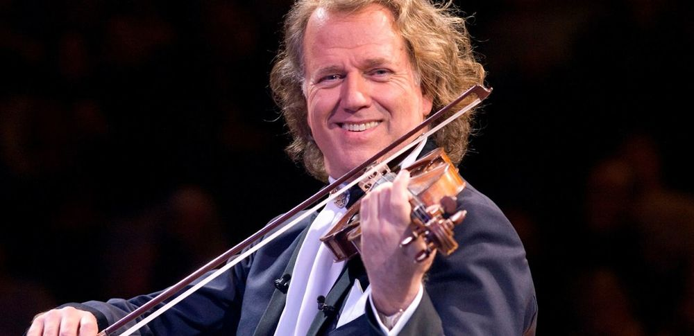 Andre Rieu returns to Foxtel, now in HD!  image source - AndreRieu.com