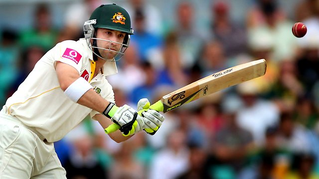 Phillip Hughes  image source - News Corp
