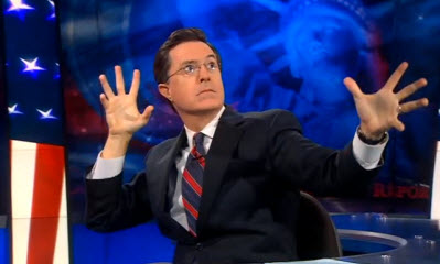 The end is near for The Colbert Report image - Comedy Central