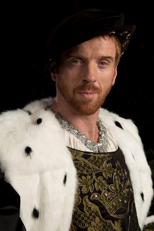 Damian Lewisas Henry VIII  image - supplied/BBC Worldwide