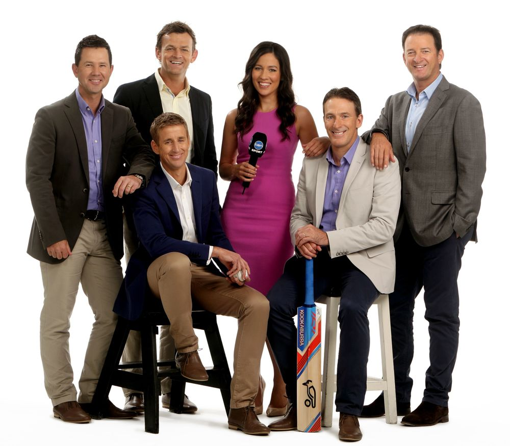 The Ten Network Big Bash commentary team  image - supplied/Ten