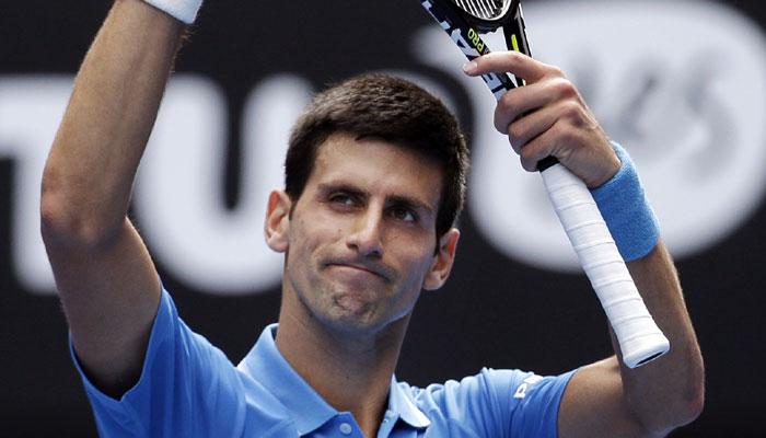 Novak Djokovic   image source - http://zeenews.india.com/