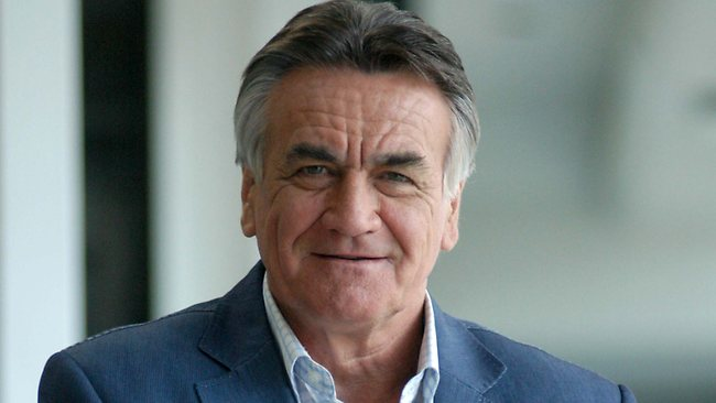 Barry Cassidy returns this Sunday on ABC image source - News Corp