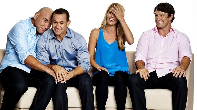 Matty Johns and team will air twice per week on Fox Sports.  image - Fox Sports