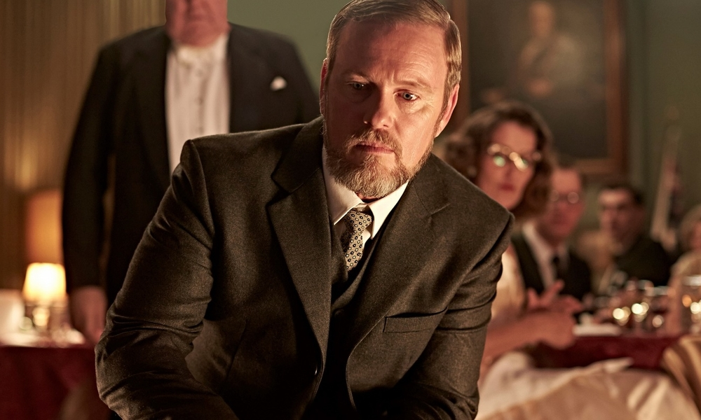 Craig McLachlan investigates another murder as Dr Blake. image - ABC Publicity