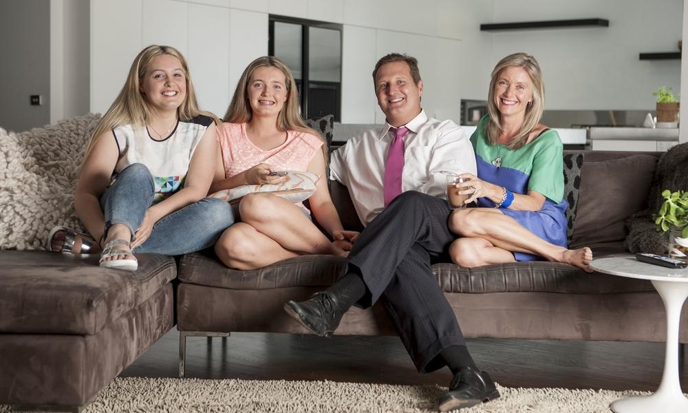 The Dalton Family image - supplied/Ten