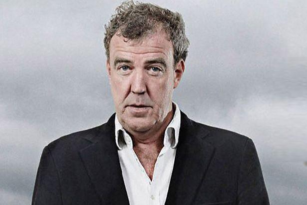Jeremy Clarkson  image - BBC