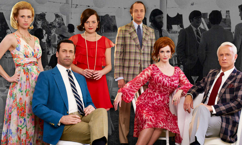 What will happen to your favourite characters in the finale of Mad Men. image - AMC