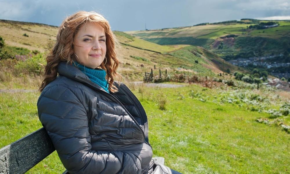 Ruth Jones returns as Stella on UKTV. image - supplied/BBCWorldwideANZ