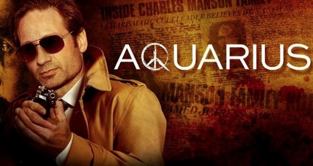 David Duchovny returns with new series Aquarius