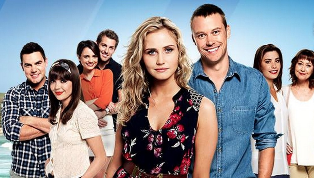 The cast of Wonderland image copyright - Ten Network
