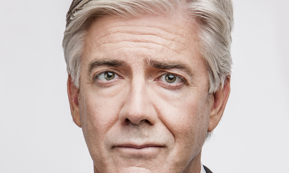 Shaun Micallef as The Ex-PM image - supplied/ABCTV