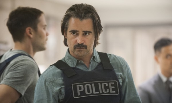 Colin Farrell stars asRay Velcoro in True Detective Season Two image copyright - HBO
