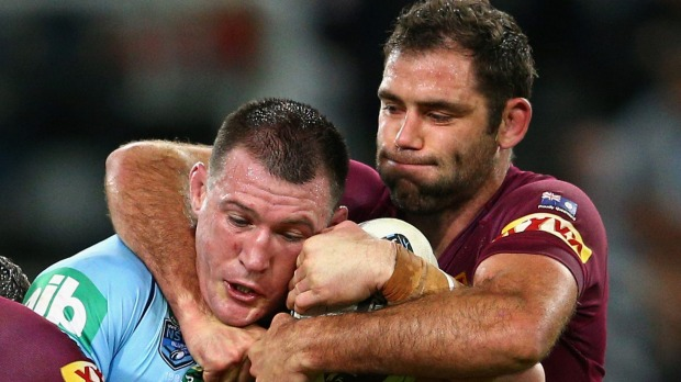 4.064 Million tune in to see Cameron Smith and Queensland dominate Game 3. image source -  SMH image copyright - Getty Images