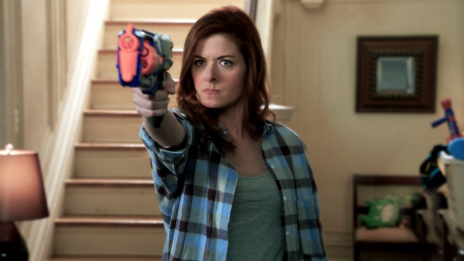 Debra Messing stars in The Mysteries of Laura