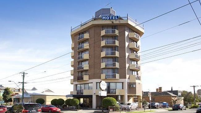 HotelSavillebuildinginSouthYarraMelbourne