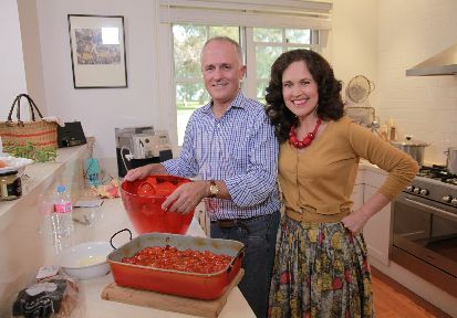 Malcolm Turnbull Kitchen Cabinet Special - Tonight on @ABCTV — DeciderTV