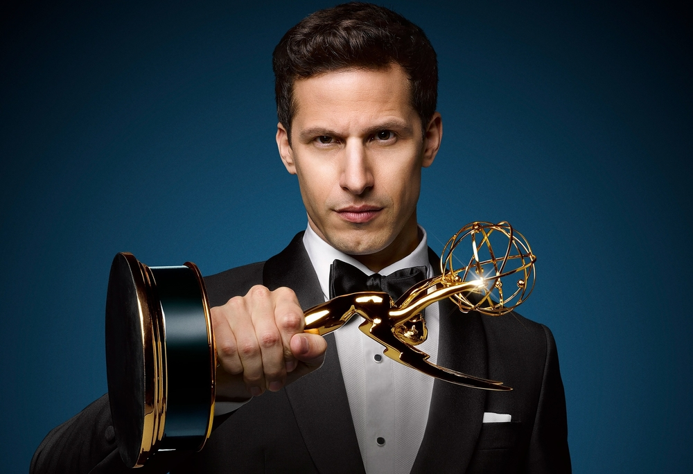 Andy Samberg - host of the 2015 Primetime Emmy Awards Image - supplied/NATA