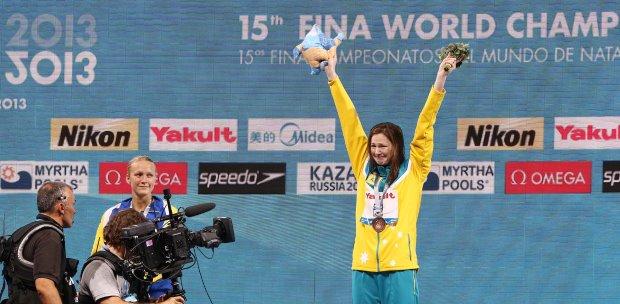 Swimming Australia & Seven sign deal Image - supplied/Swimming Australia