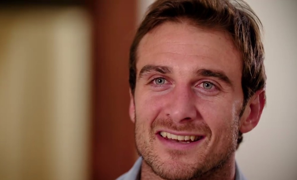 Jobe Watson in The Chosen Few 2 image source - AFL Media