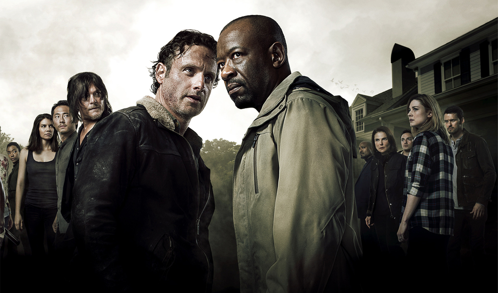 The Walking Dead S06 Image - supplied/FX