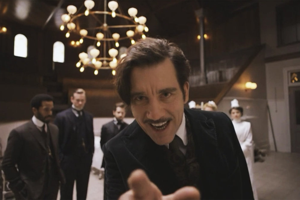 Clive Owen stars in season two of The Knick.  image copyright - Cinemax